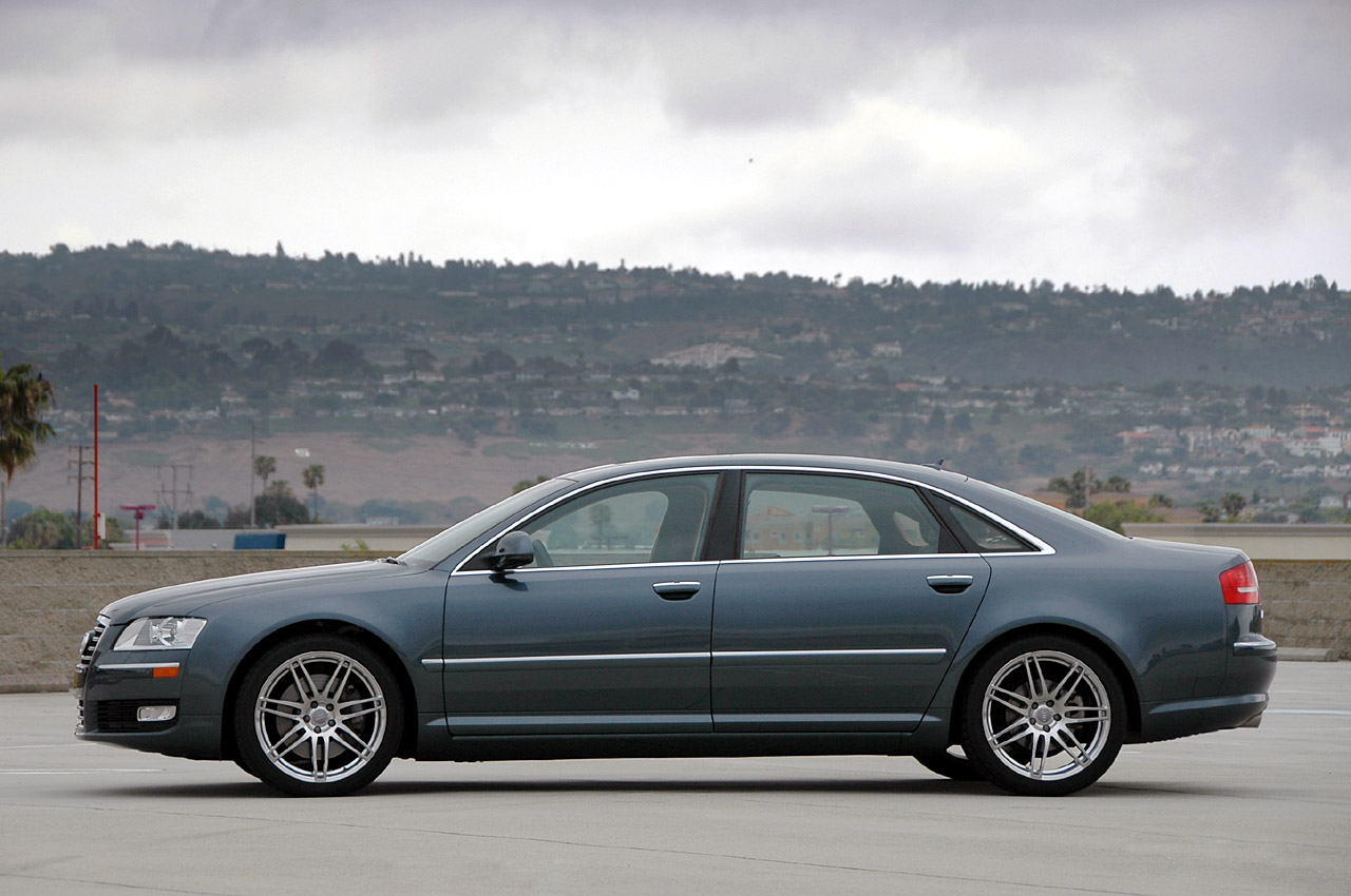 Review 2009 Audi A8 L Photo Gallery Autoblog