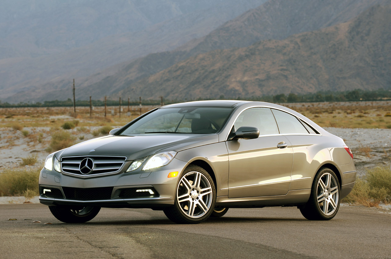 Review 2010 mercedes benz e350 coupe photo gallery autoblog for Used mercedes benz e350 coupe