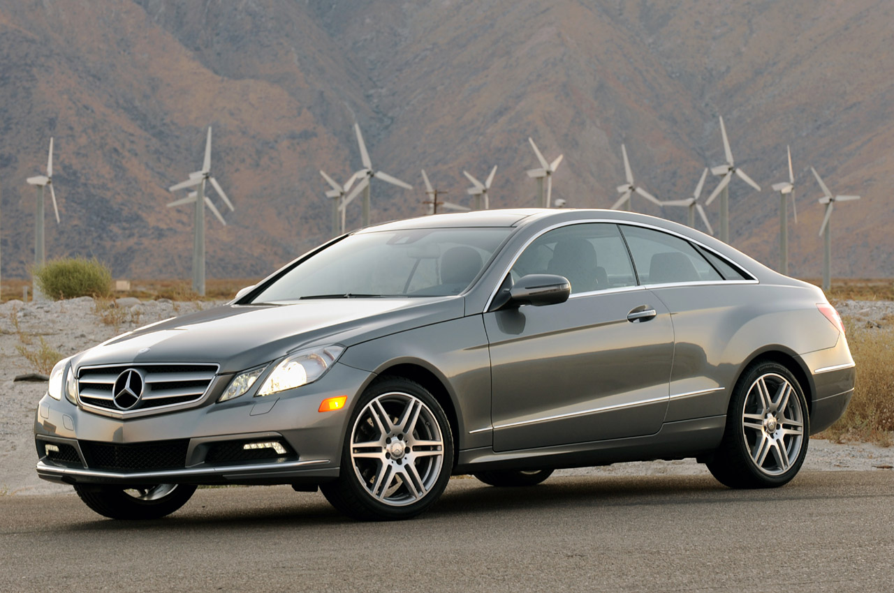 review 2010 mercedes benz e350 coupe photo gallery autoblog