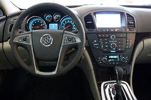 first drive 2011 buick regal prototype looks to be a good. Black Bedroom Furniture Sets. Home Design Ideas
