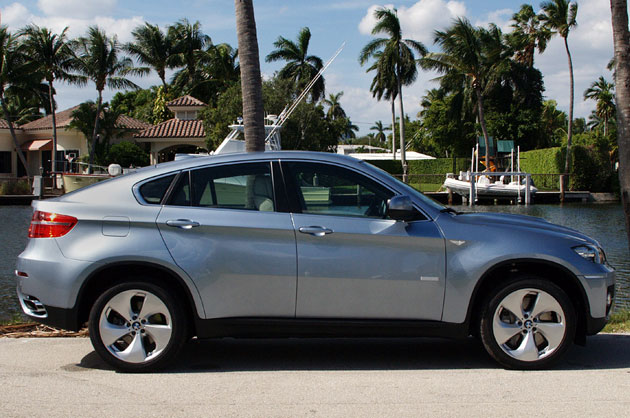 While Were Still Waiting For The EPAs Official Figures BMW Expects X6 ActiveHybrid Will To Achieve 17 Mpg In City 19 On Highway And 18