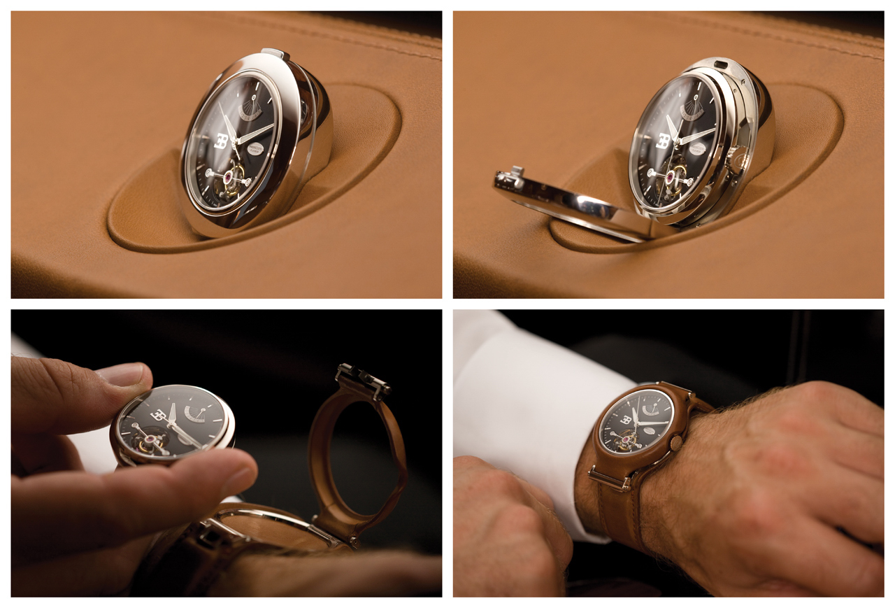 bugatti galibier watch