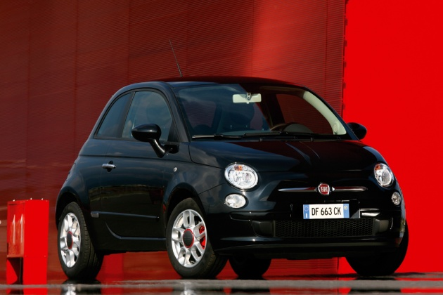 Chrysler to outfit Fiat 500-approved dealers with specific showroom