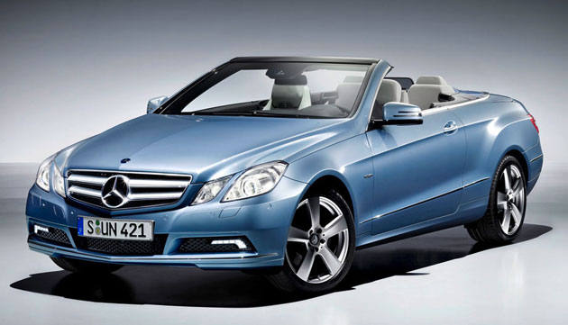 Detroit preview 2011 mercedes benz e class cabriolet for Mercedes benz e350 convertible 2011
