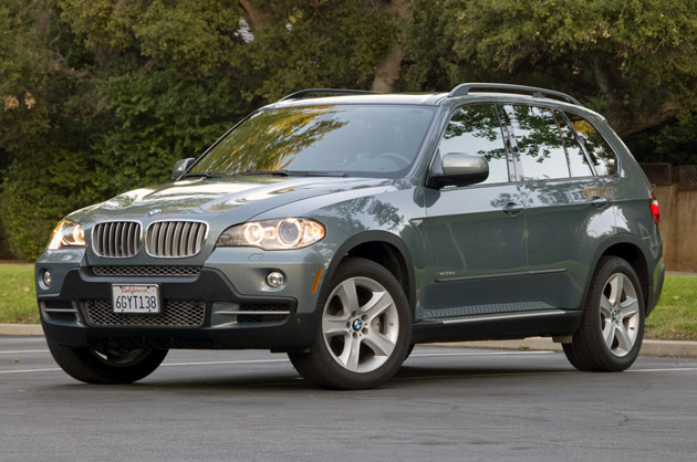 BMW recalling 2,120 diesel X5 models