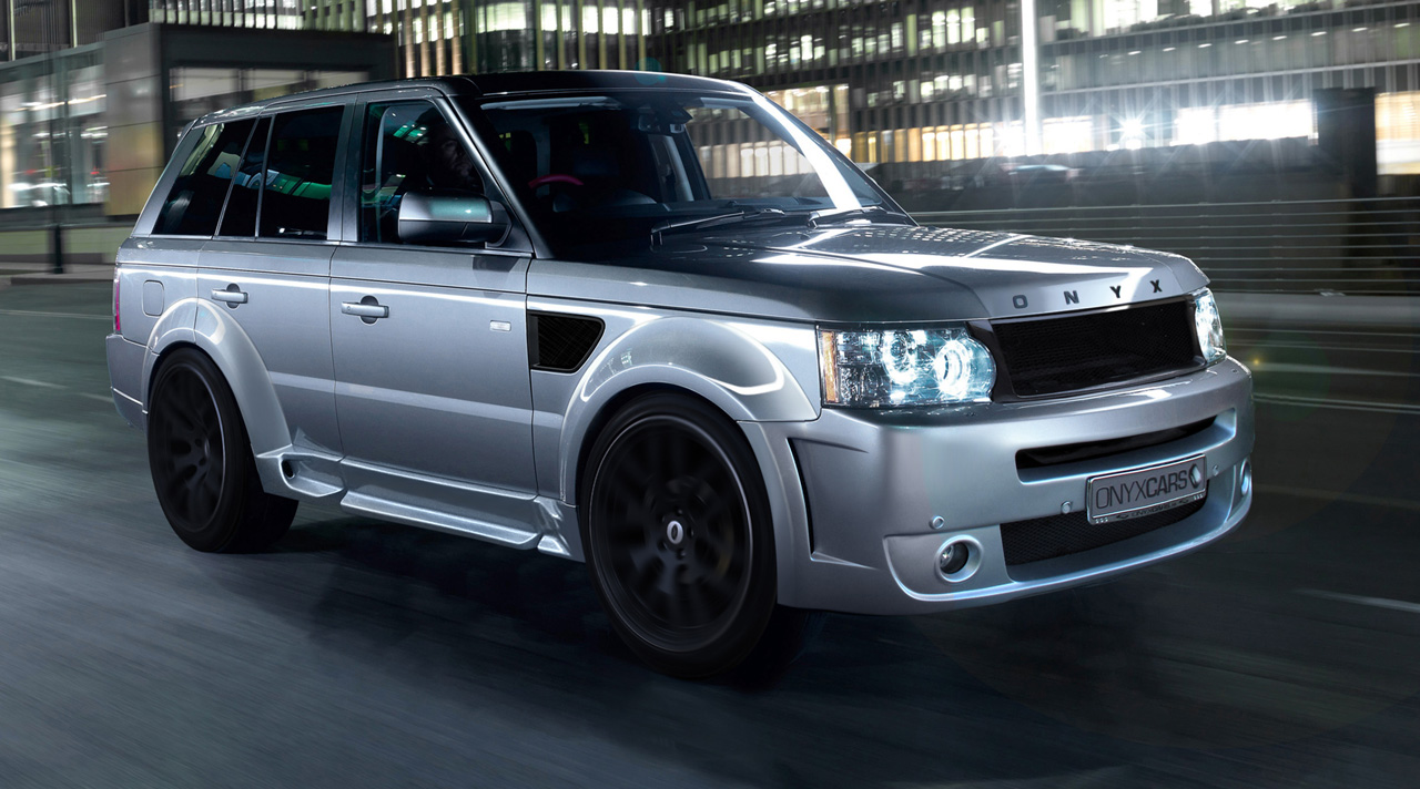 range rover tuning by onyx photo gallery autoblog. Black Bedroom Furniture Sets. Home Design Ideas