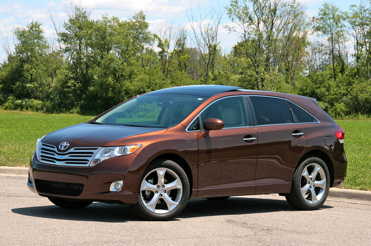 From autoblogs road trip with a venza
