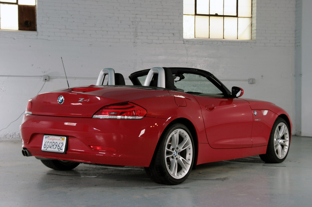 2010 Bmw Z4 Sdrive35is Related Infomation Specifications