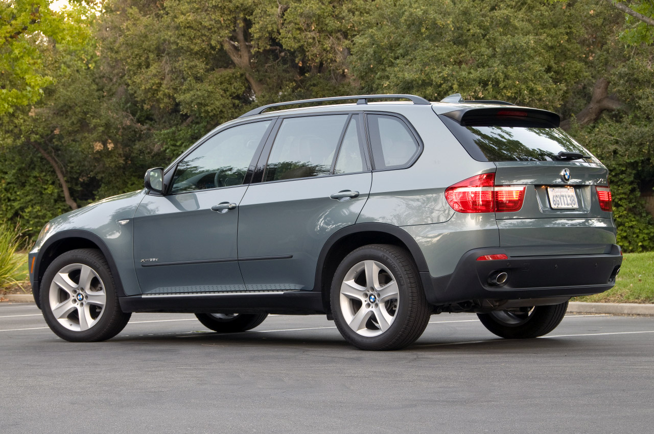 Review 2009 Bmw X5 Xdrive35d Photo Gallery Autoblog