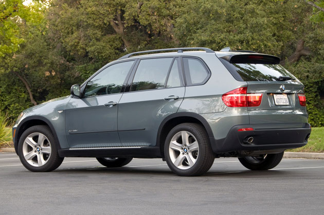 Review: 2009 BMW X5 xDrive35d delivers obsolescence to gasoline ...