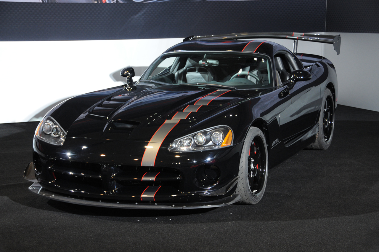2010 Dodge Viper - Unofficial