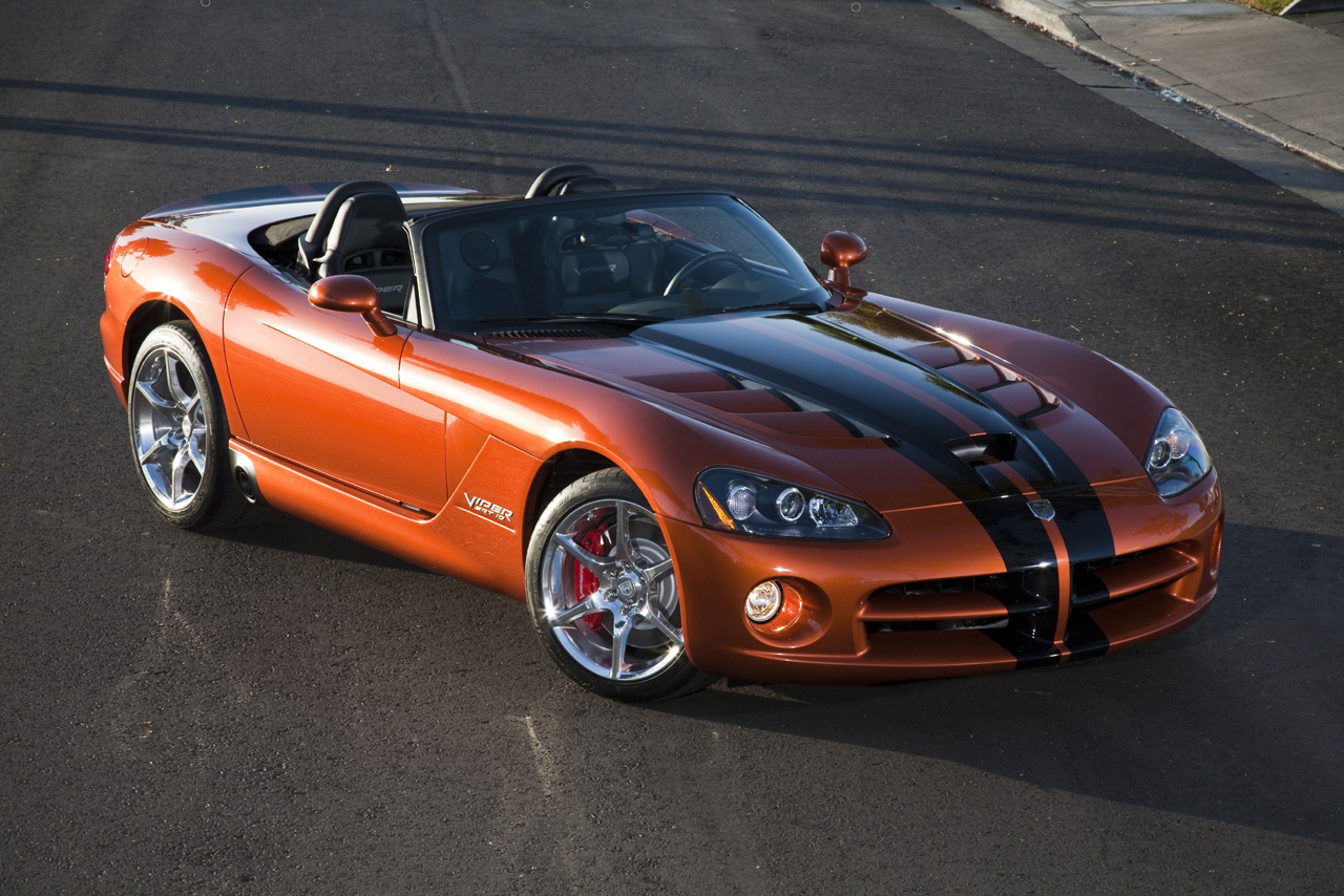 Dodge Viper Srt10 174 Enters It S Last Model Year With Several Updates Reality Check Ca