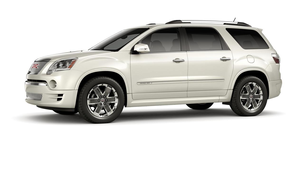 2011 GMC Acadia Denali Photo Gallery - Autoblog