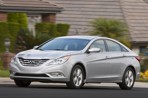 Superior At This Point, Hyundai Doesnu0027t Acknowledge Any Plans To Put A V6 In The New  Sonata. Nonetheless, There Appears To Be Plenty Of Room In The Engine ...