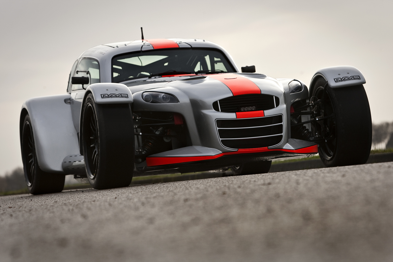2010 Donkervoort D8 Gt Endurance Racer Photo Gallery