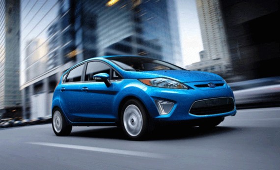 Introducing the 2011 Ford Fiesta