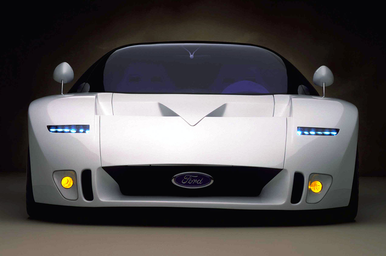 1995 Ford Gt90 Concept Photo Gallery Autoblog