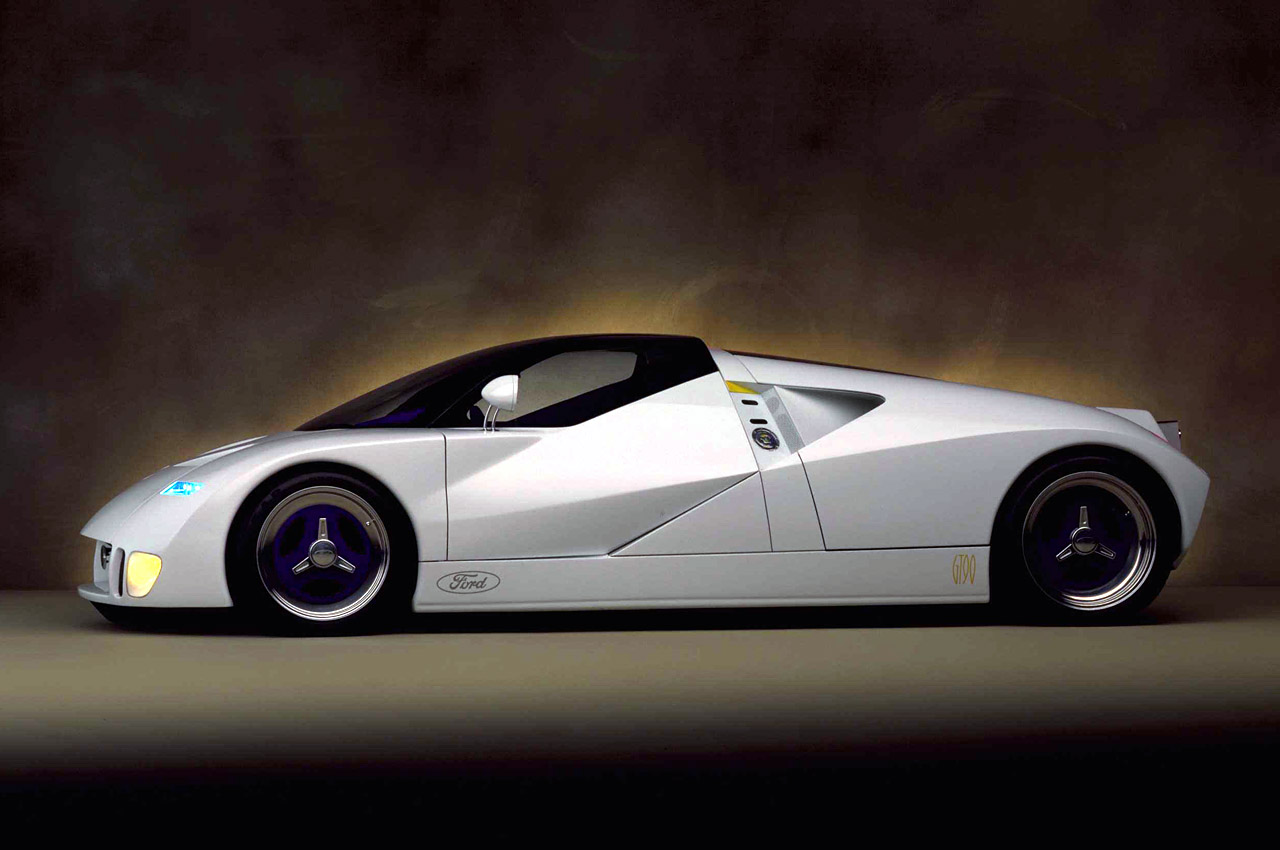 Best Automobile Review & Best Automobile Review: 1995 Ford GT90 concept going up for auction markmcfarlin.com