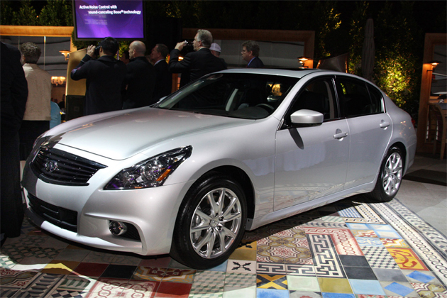 infiniti prices facelifted 2010 g37 coupe and sedan. Black Bedroom Furniture Sets. Home Design Ideas