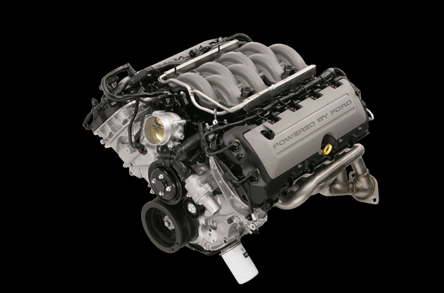 deep dive ford s all new 5 0 v8 autoblog according to chief engineer mike harrison vp of global product development derrick kuzak tasked him developing a new engine for the mustang just over