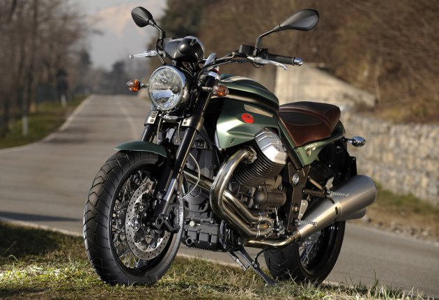 Moto Guzzi Griso 8V SE
