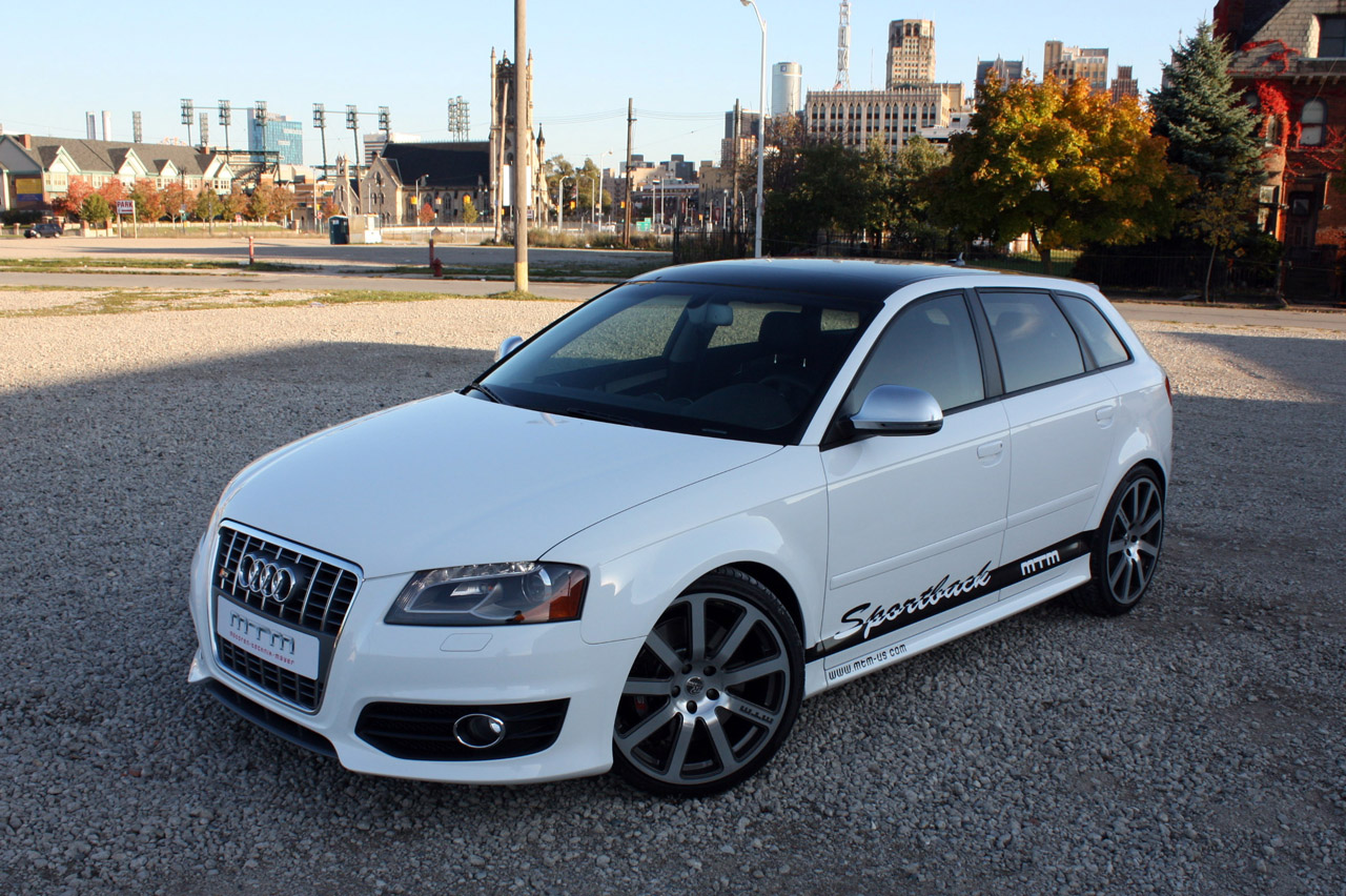 Hyundai Certified Pre-Owned >> Review: 2009 MTM Audi A3 Sportback Photo Gallery - Autoblog