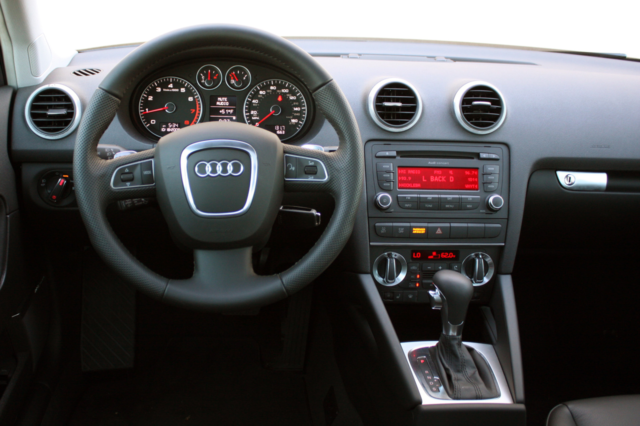 Review 2009 Mtm Audi A3 Sportback Photo Gallery Autoblog