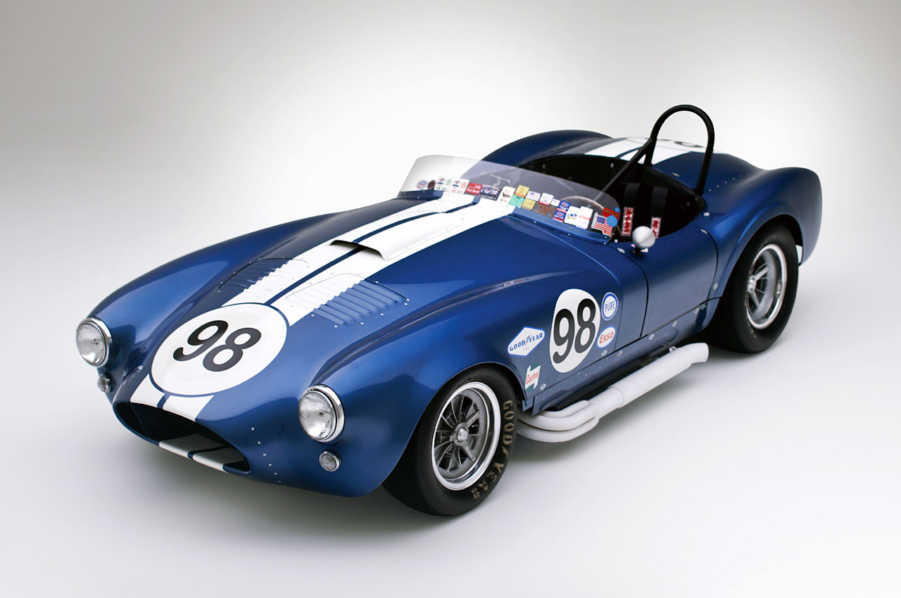 Shelby Cobra 427 Prototype