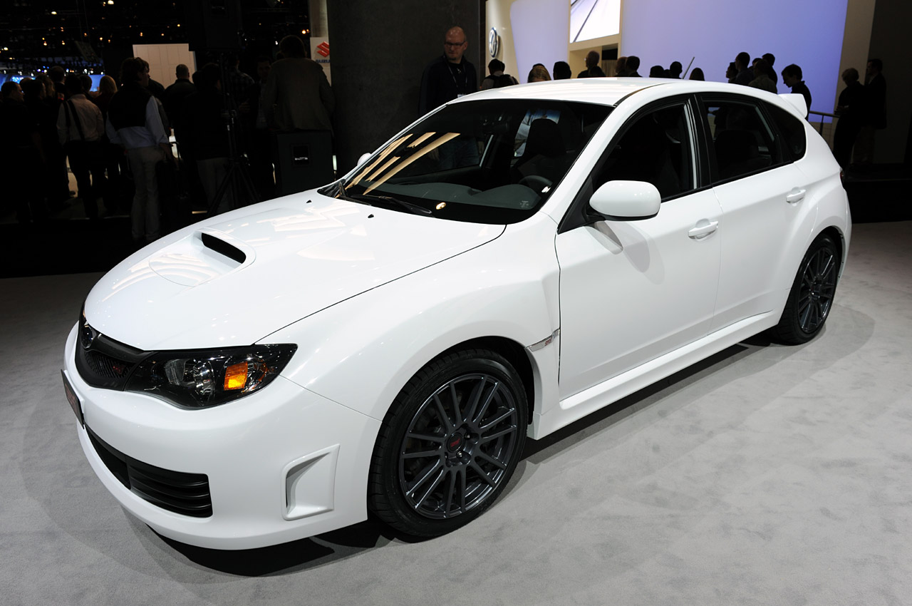 la 2009 2010 subaru impreza wrx sti special edition photo gallery autoblog. Black Bedroom Furniture Sets. Home Design Ideas