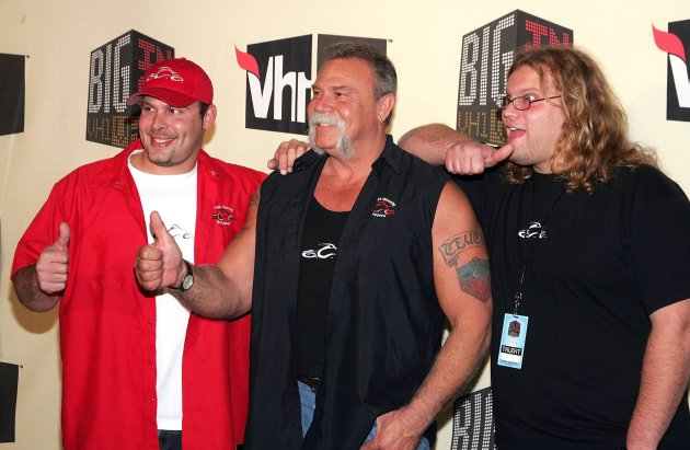 Chopper's Paul Teutel Sr. reportedly sues Paul Jr. for over $1 million