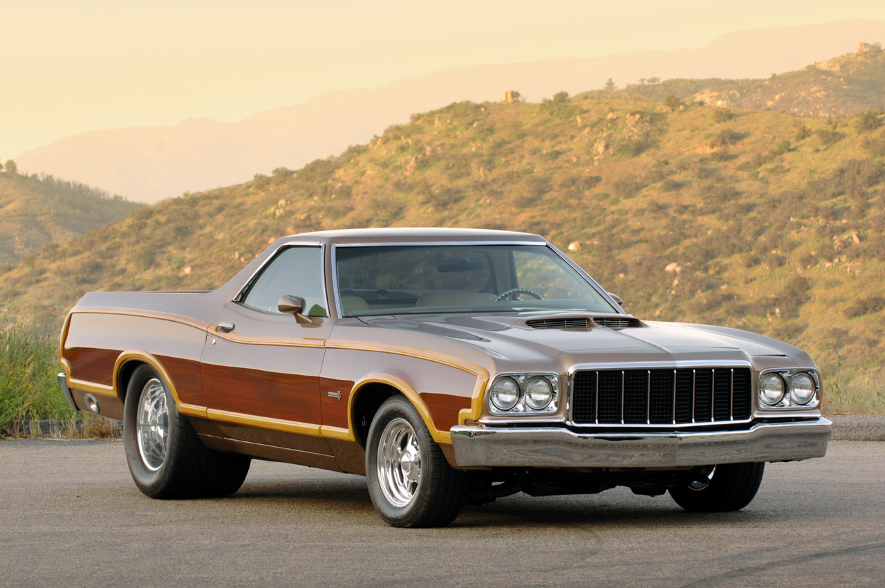 1975 Ford Ranchero With 604ci V8 Photo Gallery Autoblog