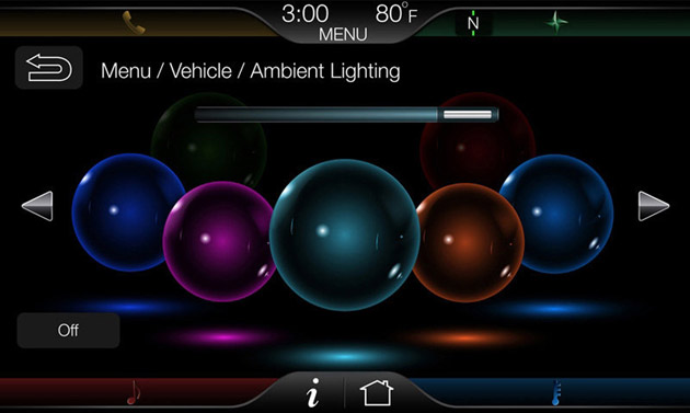 Image Result For Ford Kuga Ambient Lighting