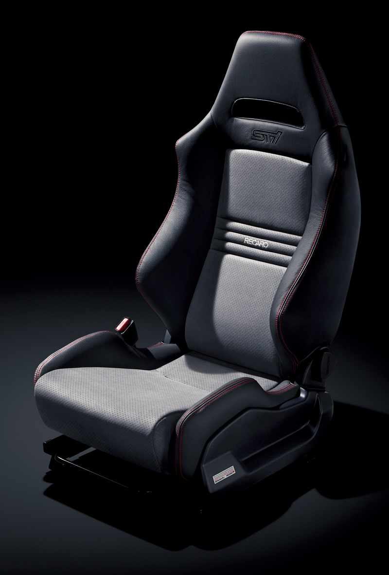 sti car seat. Black Bedroom Furniture Sets. Home Design Ideas