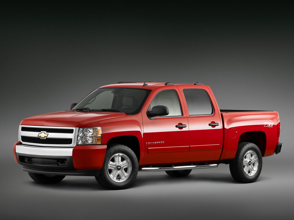 2009 Chevy Silverado Photo Gallery  Autoblog