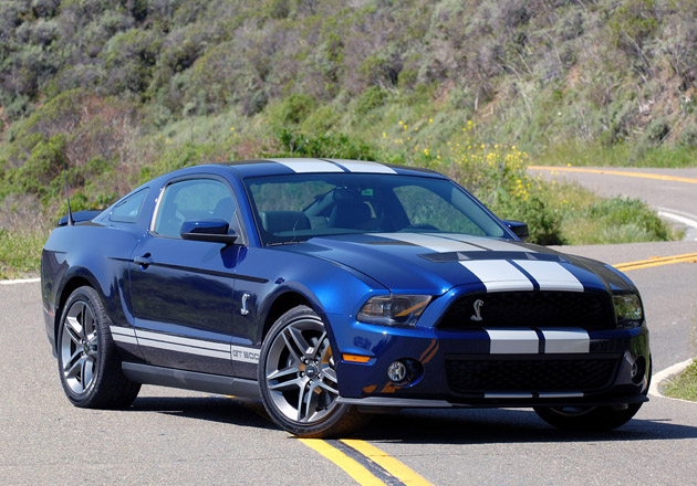 2010 Shelby GT500 - Click above for high-res image gallery