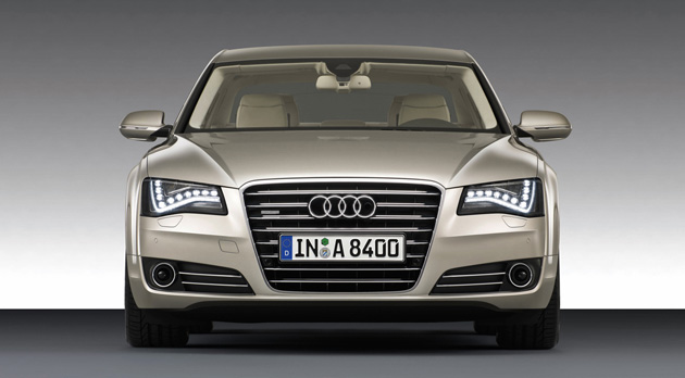 Audi A8 Hybrid coming to Geneva