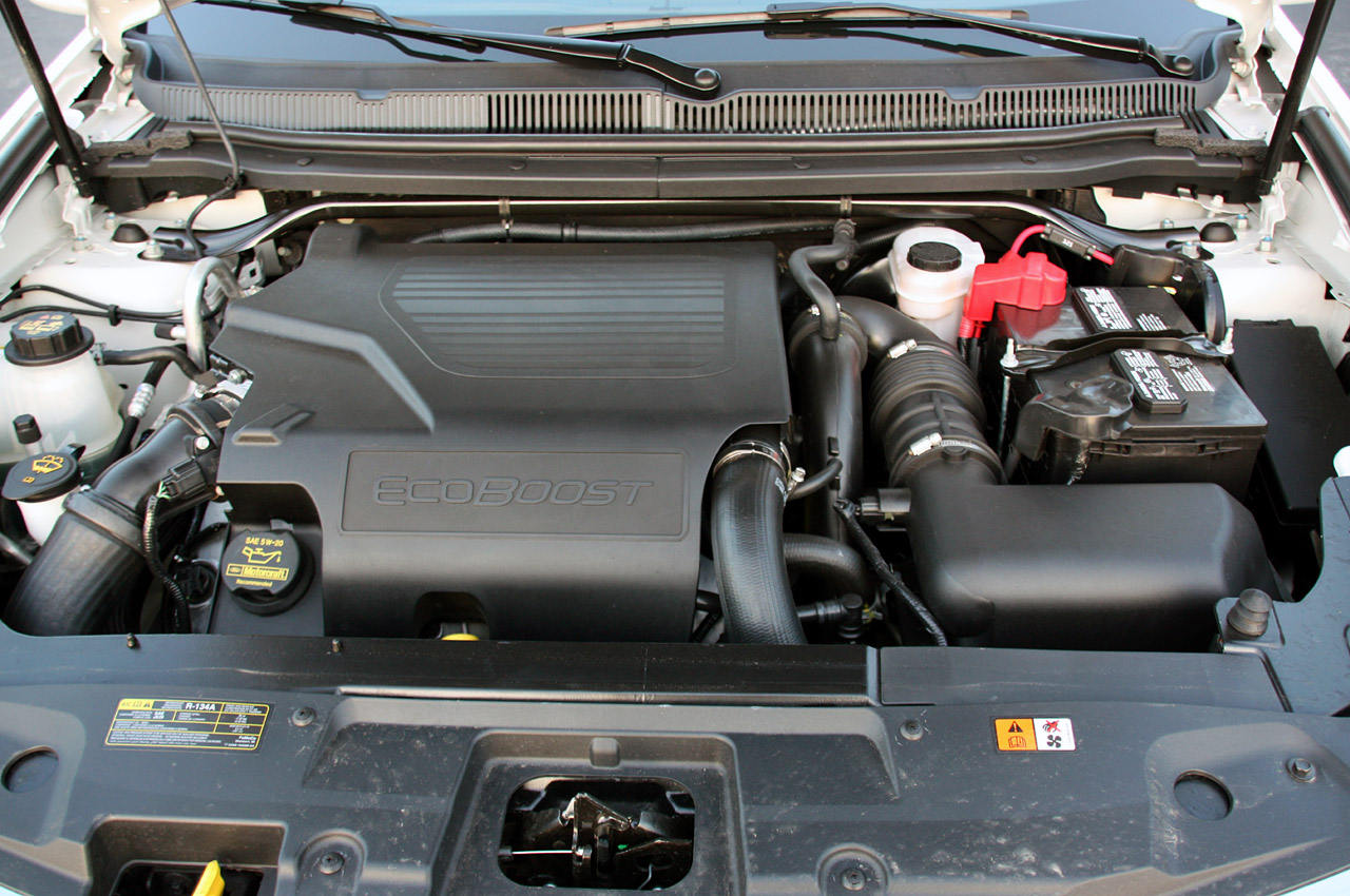 Review: 2010 Lincoln MKT EcoBoost AWD Photos