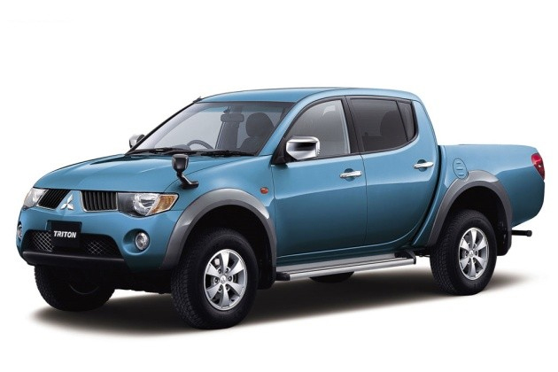 mitsubishi ponders triton pickup production in states. Black Bedroom Furniture Sets. Home Design Ideas