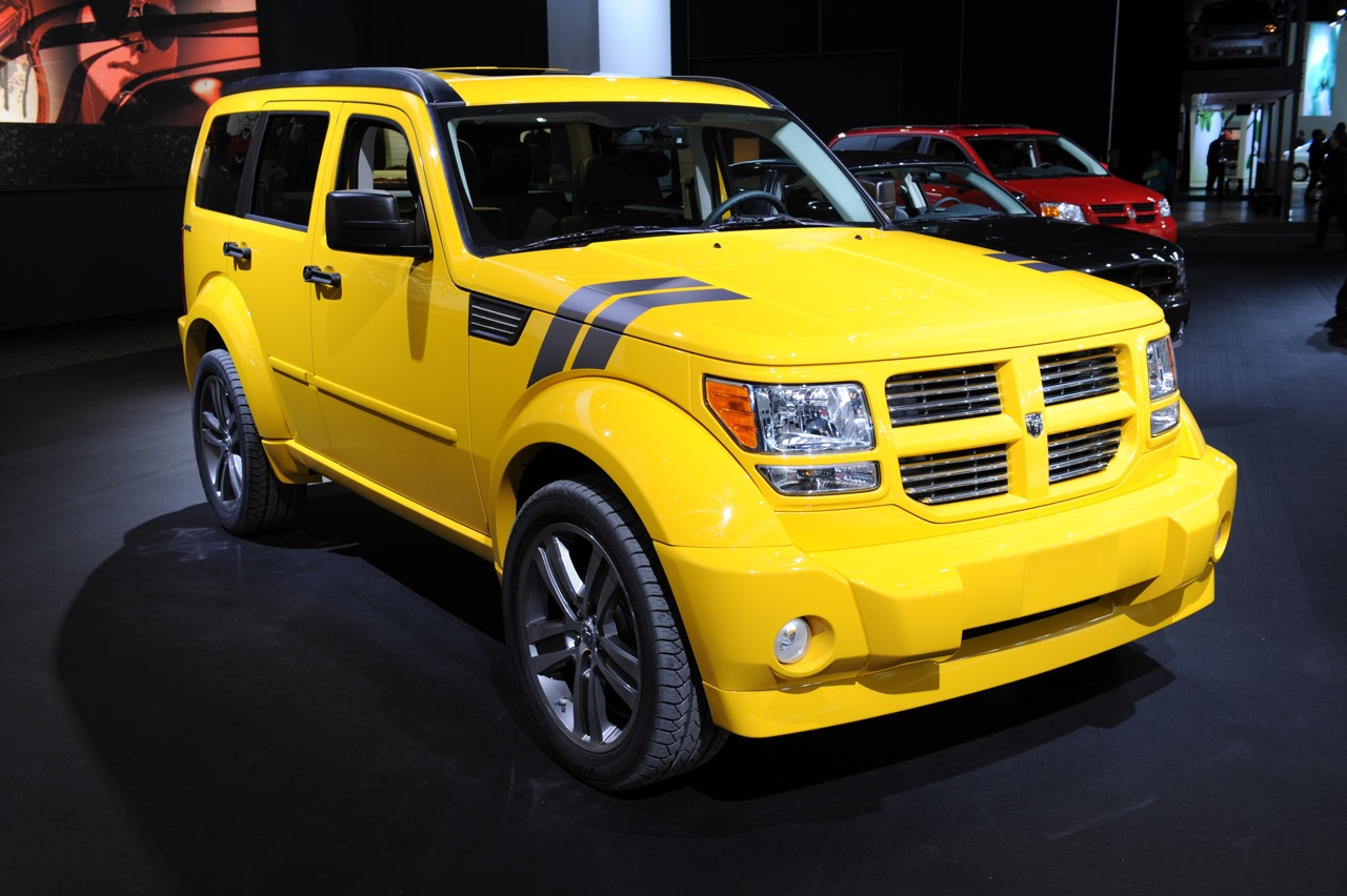 Dodge Nitro Detonator Photo Gallery Autoblog