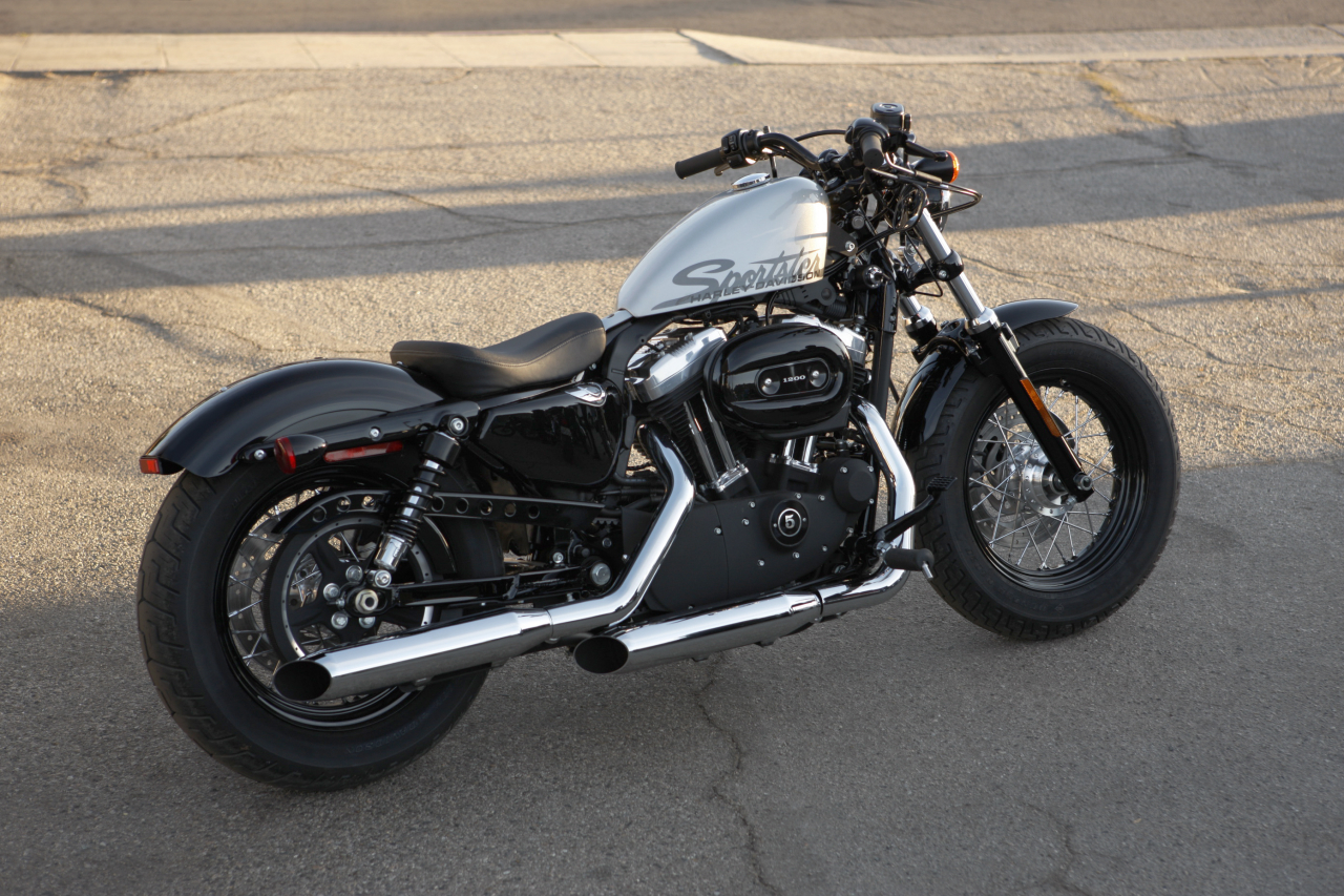 2010 Harley Davidson Forty Eight Photo Gallery Autoblog