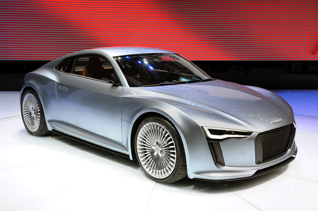 Audi e-tron