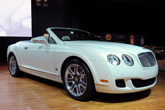 Bentley Series 51 Continental GTC