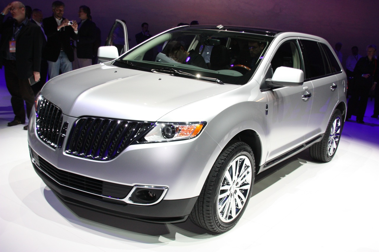 2011 lincoln mkx at detroit auto show photo gallery autoblog. Black Bedroom Furniture Sets. Home Design Ideas