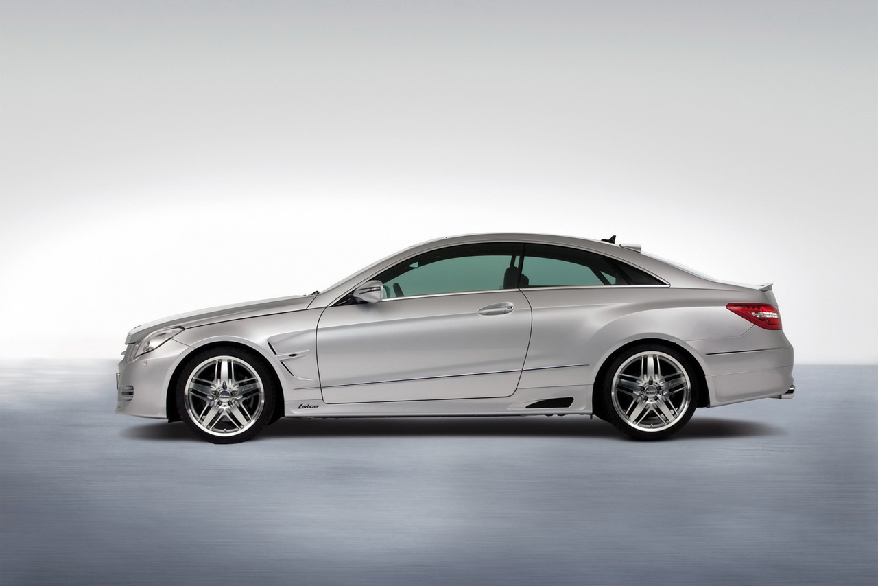 mercedes benz e class coupe by lorinser photo gallery autoblog. Black Bedroom Furniture Sets. Home Design Ideas