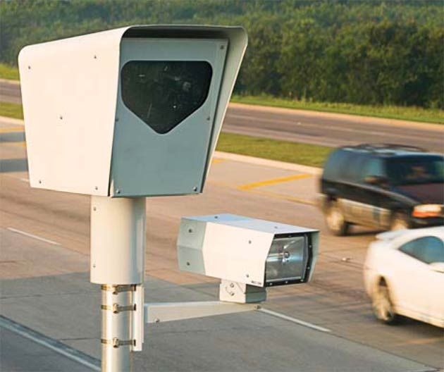Automated Speed-Camera Enforcement | Motor Vehicle Safety ...