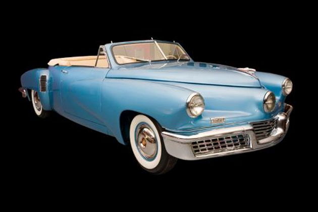 Tucker Torpedo Convertible