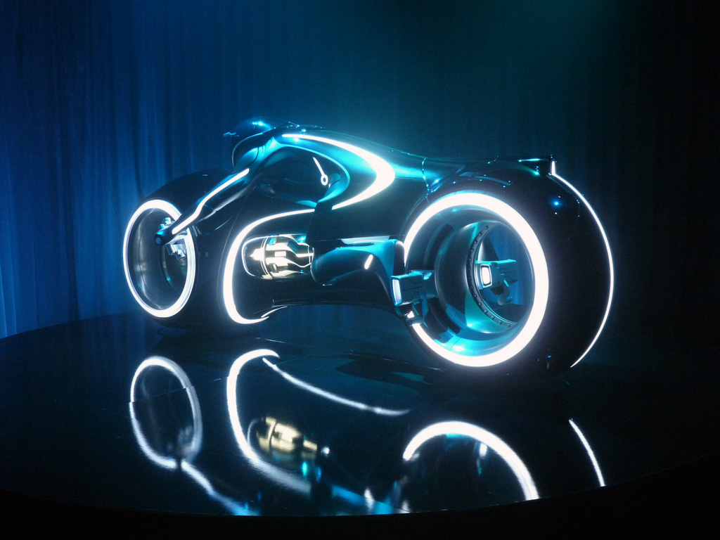 the tron light cycle - photo #12