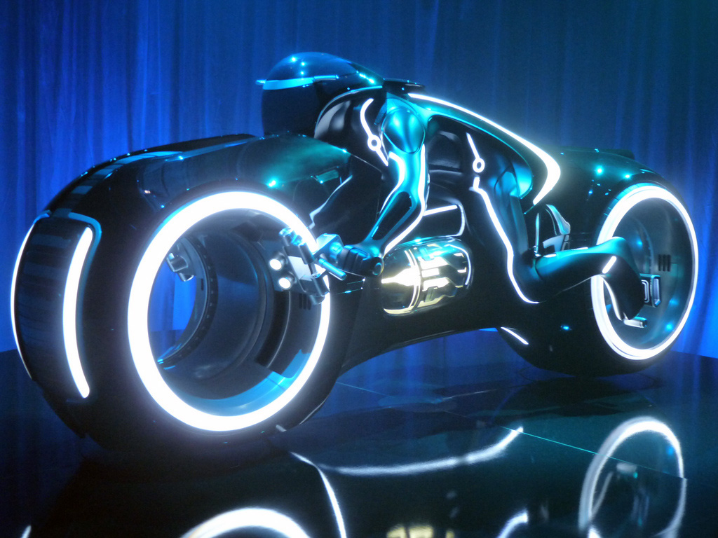 the tron light cycle - photo #5