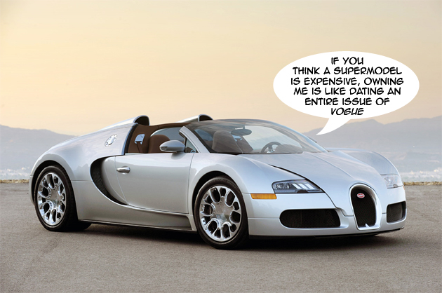 the cost of owning a bugatti veyron. Black Bedroom Furniture Sets. Home Design Ideas