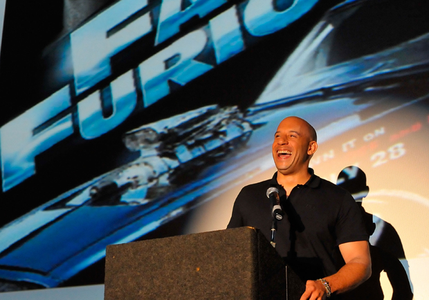 vin diesel fast and furious quote. Vin Diesel hints at Fast